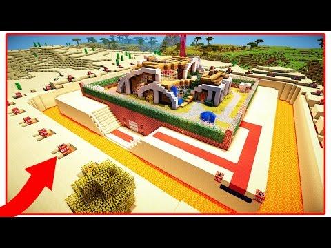 DÜNYANIN EN GÜVENLİ EVİ (MİNECRAFT) - Видео из Майнкрафт (Minecraft)