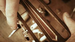Luthier Oliver Klapproth & his Guitars (with Reentko)