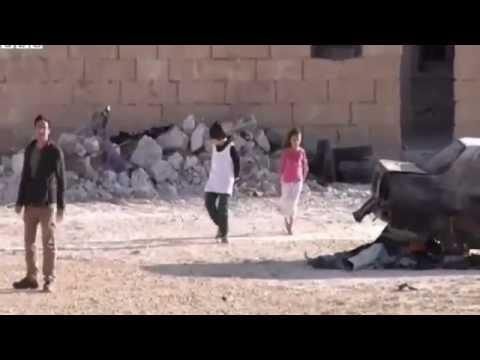 NATO-Propaganda entlarvt! Syrien Hero-Boy ist ein Fake!