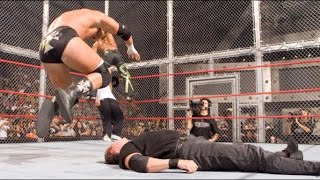 DX vs SHANE MAC MAHON Y VINCE MC MAHON Y BIG SHOW - UNFORGIVEN 2006 - HIGHLIGHTS