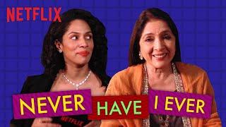 Neena And Masaba Play Never Have I Ever | Masaba Masaba | Netflix India