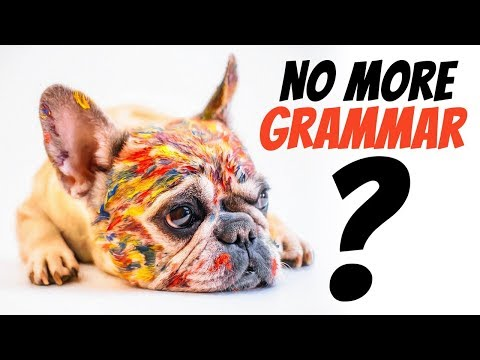 STOP LEARNING GRAMMAR? | Intermediate to Advanced English