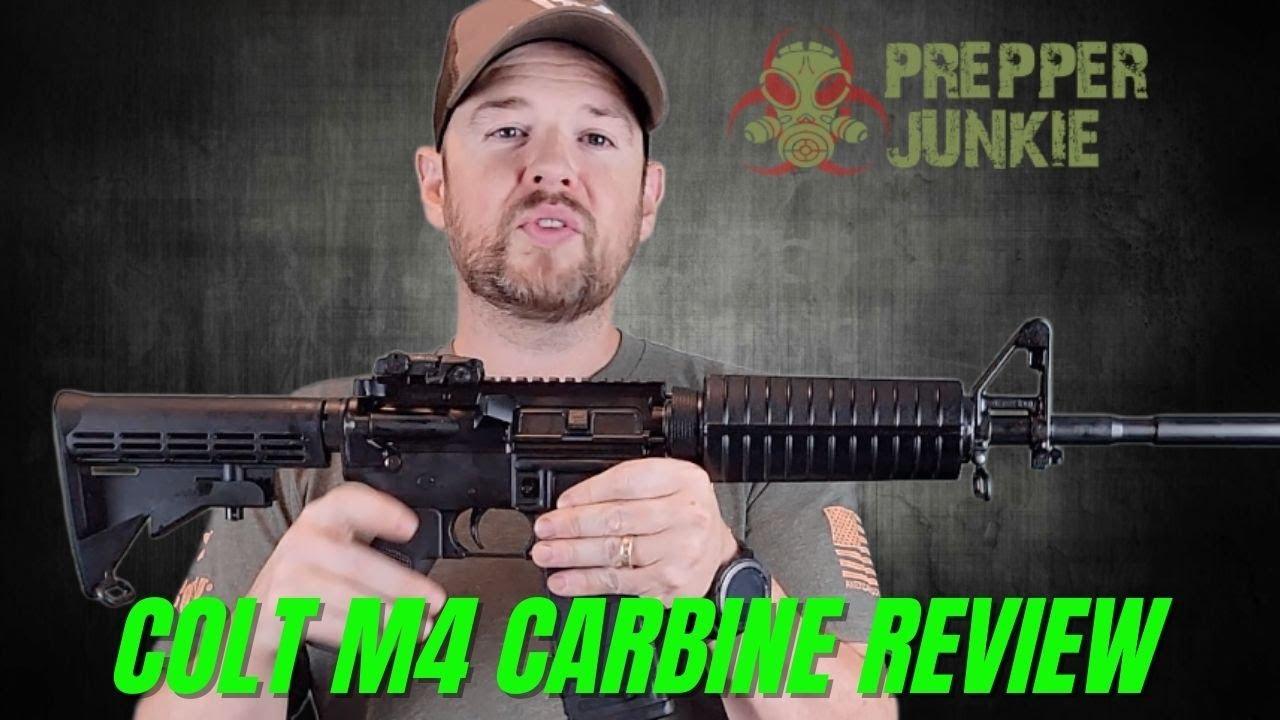 Colt M4 Carbine 223 Rem/5.56 NATO Rifle