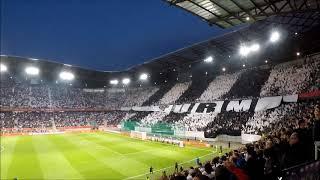 Vor dem Cupfinale Sturm Graz - Red Bull Salzburg