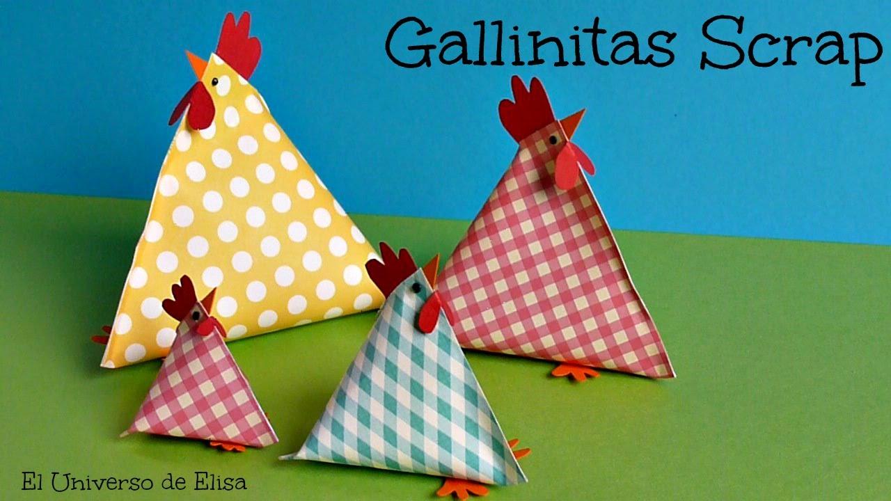 Manualidades para pascua decoraci n para pascua gallinas - Manualidades para decoracion ...