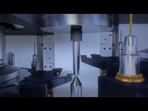 VT 2 - Modular Shaft Machining