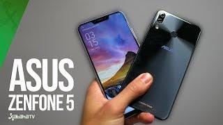 "ASUS ZenFone 5: todo pantalla con ""notch"" incluido. LO PROBAMOS"