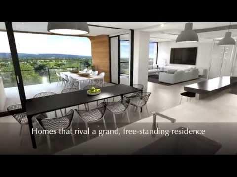 Parkland Vista Sky Homes with en-suite Sky Garage