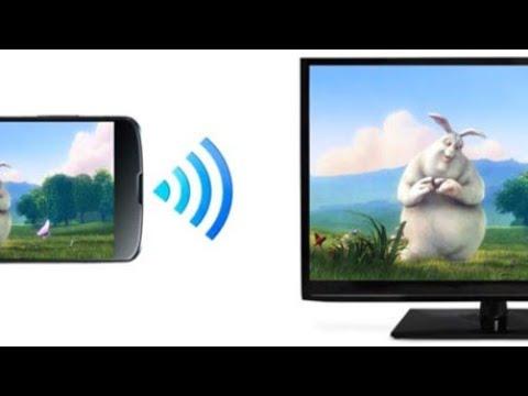 2 способа как подключить телефон к телевизору.