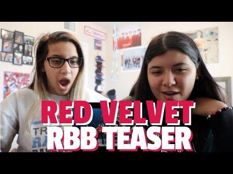 Red Velvet 레드벨벳 'RBB (Really Bad Boy)' MV Teaser REACTION!!!