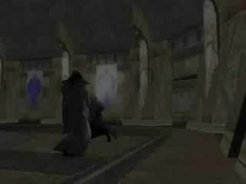SWG SAGA Episode III The Path of Evil