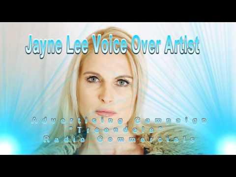JAYNE LEE - TREENDALE RADIO ADVERTISING CAMPAIGN X 3