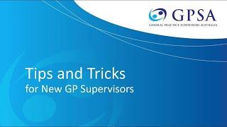 Tips and Tricks for New Supervisors