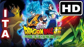 Dragon Ball Super Broly - trailer ITALIANO HD