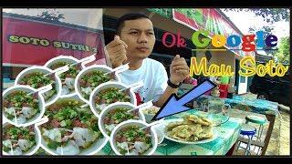 Kuliner Nusantara! Soto Sutri Sokaraja  - Jejak Kaki #32