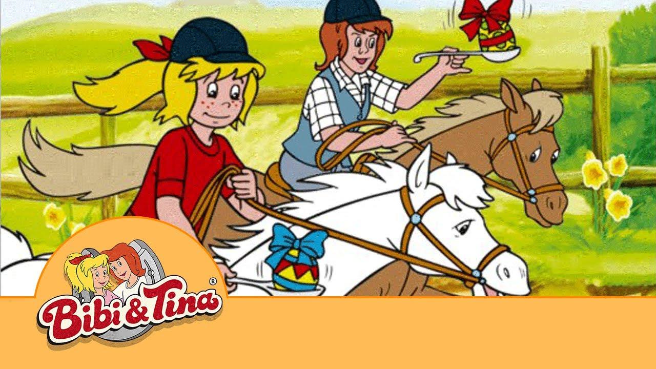 Bibi Und Tina Zeichentrick Videos