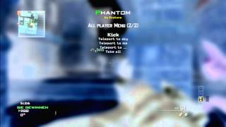 [PS3/1.24]Modern Warfare3 - Phantom Modmenu by Enstone(All clients stats and Derank)