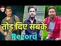 Salman        tiger zinda hai                        record , shahrukh  ajay
