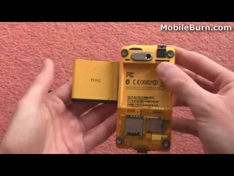 HTC HD mini review - part 1 of 2