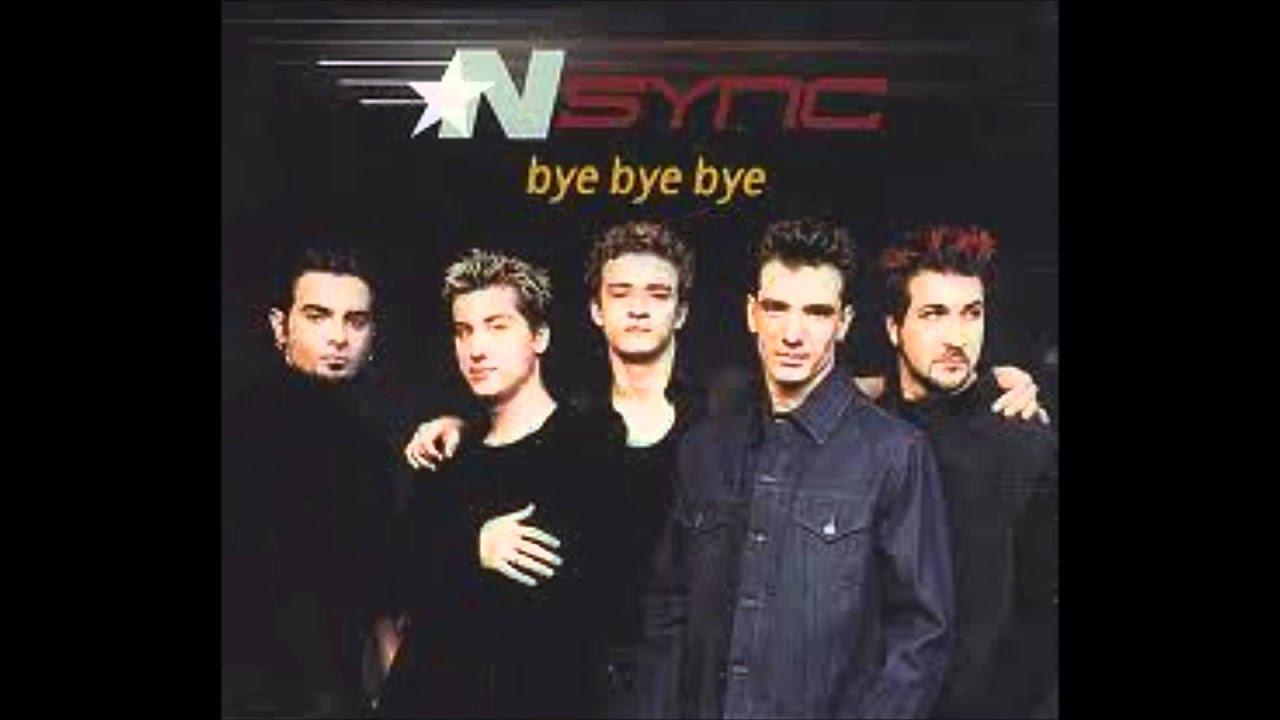 Bye bye bye nsync lyrics