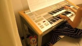 【Hero】安室奈美恵 リオ五輪テーマソング エレクトーン演奏 (高1)