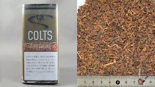 【パイプたばこ】 コルツ ゴールドデラックス 非常に滑らかな口当たり、...