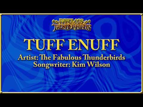 Tuff Enuff ‎- The Fabulous Thunderbirds (1986)