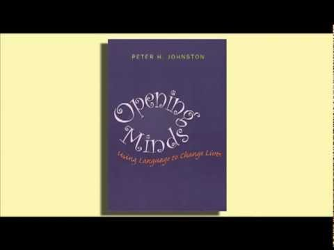 Peter Johnston: Opening Minds