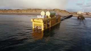 Projects - Montrose Area Redevelopment (MAR) Pipeline Bundle launch - UK North Sea