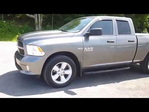 2013 Ram 1500 Tradesman/Express Truck Quad Cab Sodus NY | Lessord Chrysler Products