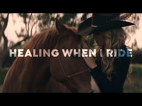 Amanda Kate - Healing When I Ride (Official Video)