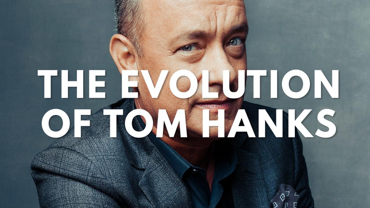 The Evolution of Tom Hanks in Television & Film