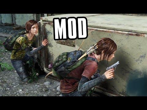 The Last of Us Playable Ellie Mod 2.0