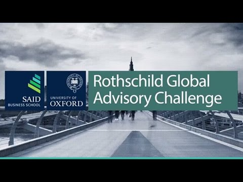 Rothschild Global Advisory Challenge