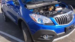2014 Buick Encore Convenience Review | ST#140382
