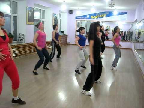 zumba SOLDAT JAHMAN-BOOGY DANCE
