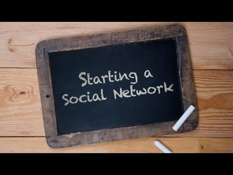 Ask Jay - Starting a Social Network