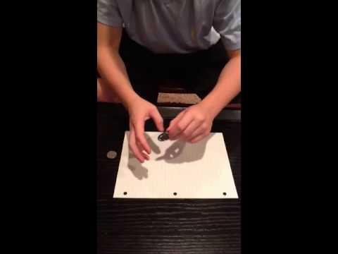 Funny magic trick FAIL