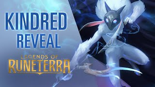 Kindred Reveal | New Champion - Legends of Runeterra