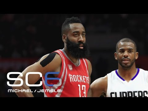 Chris Paul Good Fit With James Harden On Rockets | SC6 | June 21, 2017