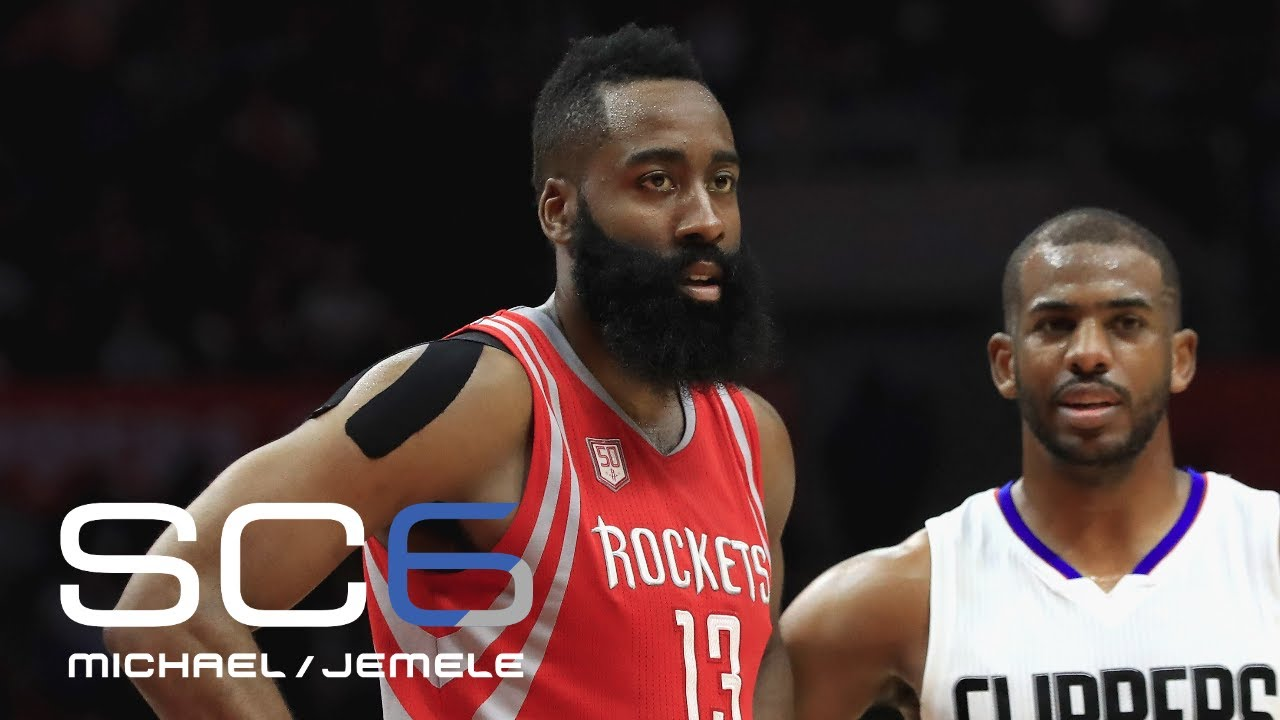Chris Paul Good Fit With James Harden On Rockets Sc