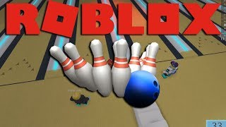 How to get Strike Crown in Roblox Sports Event Ro Bowling