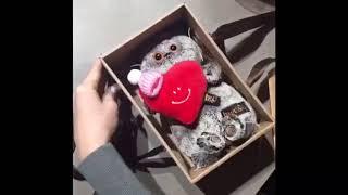 Басик с сердечком, 19 см
