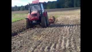 Pszenica 2012 - orka, uprawa i siew (Farmer F-8244 C2 Ursus C330M)