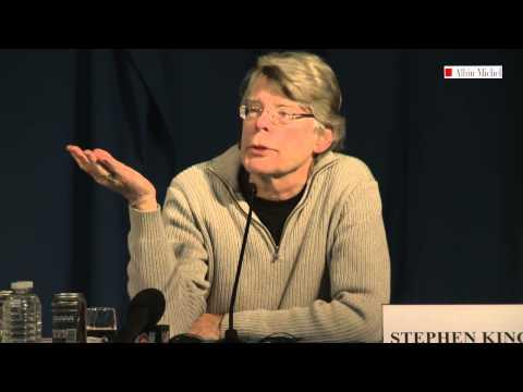 Stephen King en France - Conférence de presse INTEGRALE