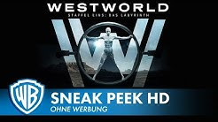 WESTWORLD Staffel 1 - 10 Minuten Sneak Peek Deutsch HD German (2017)