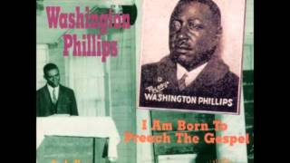 Washington Phillips - Jesus is My Friend