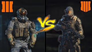 Black Ops 3 Vs Black Ops 4 – Specialist Character Comparison