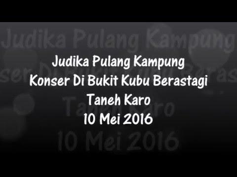 Judika - Ngarap Gestung Api Bas Lau (Lagu Karo) | Berastagi