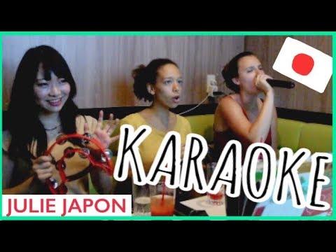 【Vlog】Girls Time in Tokyo / Karaoke  -JULIE(japonaise)